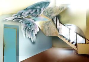 interier-ctenice-schody-tapiserie1