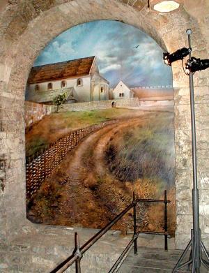 vystavnictvi-deset-stoleti-architektury-malba