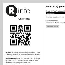 QR kódy